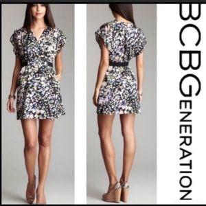 BCBGeneration Print Dress